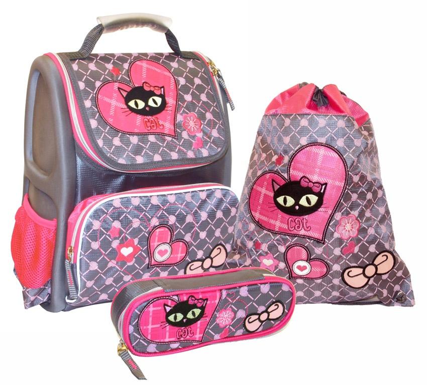 Как сшить портфель в школу для девочки 4