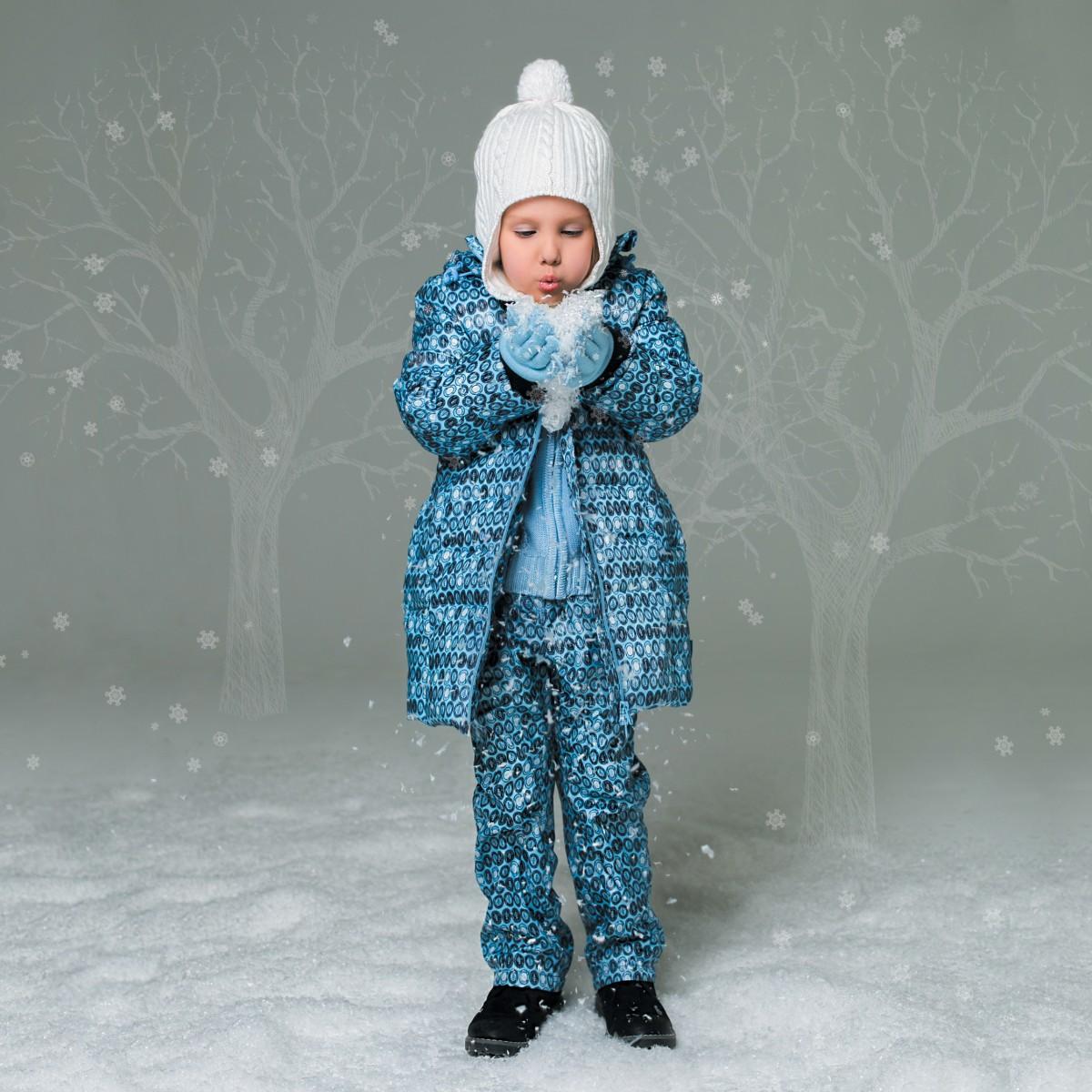 Бутон Блуе Одежда Для Детей