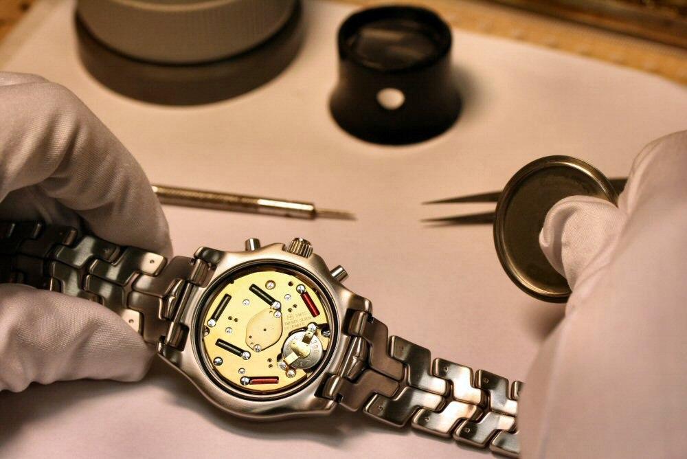 Часы наручные ремонт своими руками